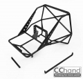 CChand Axial SCX10 Rear Metal Cage for Hilux Body SCX10 I & II