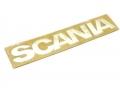 Tamiya 1/14 Truck Scania R620 (6x4 Highline) Tamiya 1:14 Scania Grill Metal Logo by CChand