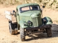 King Kong RC CA10 1/12 CA10 Tractor Truck Hard Body Cab w/ Interior Kit by King Kong RC