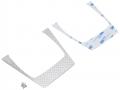 Team Raffee Co. Traxxas TRX-4 Metal Hood Diamond Plate for TRX-4