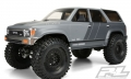 Miscellaneous All 1991 Toyota 4Runner Clear Body For 12.3 Inch (313mm) Wheelbase Scale Crawlers by Pro-Line Racing