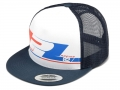 Miscellaneous All Pro-Line 82 White Trucker Snap Back Hat (One Size Fits Most) by Pro-Line Racing