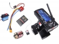 Miscellaneous All Electronic Package Combo Set B for RC Cars (Radio Waterproof Motor ESC & Servo) by ATees