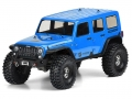 Traxxas TRX-4 Jeep Wrangler Unlimited Rubicon Clear Body by Pro-Line Racing