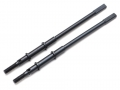 Axial SCX10 II BADASS™ AR44 Ultra Hard Steel Axle Rear Shaft (2pcs) by Boom Racing