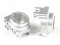 Traxxas TRX-4 Aluminum Rear C-Hubs for TRX4 by GRC