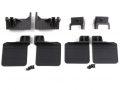 Traxxas TRX-4 Complete Rubber Mud Flaps for TRX4 by GRC