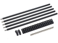 Team Raffee Co. Miscellaneous All DIY Aluminum Link Set w/ Rod Ends (M4 All Thread) for Crawlers 5pcs