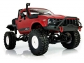 Miscellaneous All WPL C14 1/16 2.4G 2CH 4WD Mini Off-road RC Semi-truck  Red by WPL