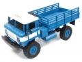 RC Toy Miscellaneous All WPL B24 1/16 2.4G 2CH 4WD Off-Road GAZ Military Truck  Blue