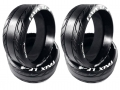 Miscellaneous All Drift Tire Finix Series LF-4 (4pcs) by DS Racing