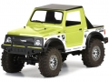 Miscellaneous All Sumo Clear Body for ECX Barrage FTX Outback and 10 inch (254mm) Wheelbase Scale Crawlers by Pro-Line Racing