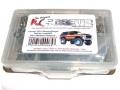 Traxxas TRX-4 Traxxas TRX4 Bronco/Ranger Stainless Steel Screw Kit by RCScrewZ