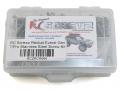 Redcat Everest Gen7 Pro Redcat Racing Everest Gen 7/Pro Stainless Steel Screw Kit by RCScrewZ