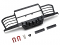 Team Raffee Co. Miscellaneous All Metal Front Bumper w/ Towing Hooks For D90 D110 TRX4 Defender