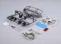 Traxxas TRX-4 1/10 Aluminum Bumper w/ LEDS Upgrade Sets Silver Grey LC70 Conversion for TRX4 by Killerbody