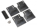 Miscellaneous All ATees Defender D90 D110 Mud Flap + 4 Mounts by ATees