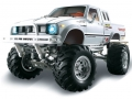 Miscellaneous All 1:10 Scale 4WD RTR Crawler 4x4 Pick Up 2.4GHz Without Battery White by RC Toy