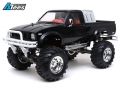 RC Toy Miscellaneous All 1:10 Scale 4WD RTR Crawler 4x4 Pick Up 2.4GHz Without Battery Black