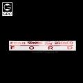 Traxxas TRX-4 Metal Red Logo Stickers For TRX4 Bronco by GRC