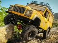 Miscellaneous All Defender D90 1/10 Hard Plastic Body Kit W/ Interior DIY Version by Team Raffee Co.
