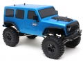 RGT 1/10 Rock Cruise EX86100 1/10 Electric Off-road Rock Crawler RTR Blue by RGT