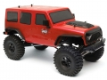 RGT 1/10 Rock Cruise EX86100 1/10 Electric Off-road Rock Crawler RTR Red by RGT