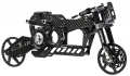 X-Rider 1/5 Scorpio 1/5 Radio Control Motorcycle ARTR without Tire Electric Parts Body Shell by X-Rider