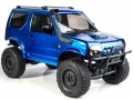 MST CMX 1/10 CMX 242MM (2.4G) w/ Jimny J3 Body RTR Blue by MST