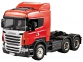 Miscellaneous All 1/14 Scania R620 6X4 Highline Tractor Truck Kit by Hercules Hobby
