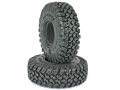 Miscellaneous All Braven Berserker 4.35 X 1.45 - 1.9 Scale RC / Alien Kompound / W/Foam (2 Tires & 2Foams) by Pit Bull Xtreme RC