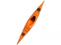 Miscellaneous All RC Scale DIY Kayaking Decoration Boat For Traxxas TRX4 Ford Land Rover Defender Wrangler DJX-1065 (1Pcs) Orange by Team DC