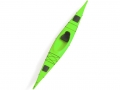 Miscellaneous All RC Scale DIY Kayaking Decoration Boat For Traxxas TRX4 Ford Land Rover Defender Wrangler DJX-1065 (1Pcs) Green by Team DC