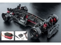 MST FMX 2.0 FMX 2.0 RWD 1/10 High Performance Drift Kit With Gryo And Servo by MST