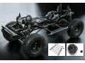 MST MST 1/8 CFX-W 4WD High Performance Off-Road Car Kit (Free M06 Pinion Gear) w/ Stainless Steel Links