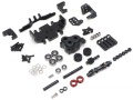Boom Racing Team Raffee Co. TRC-D90 Complete BRX Anti Torque Twist Conversion Kit for Defender D90 Chassis