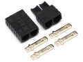 Miscellaneous All Traxxas TRX High Current Male & Female Battery Connector (1 pair) by Team Raffee Co.