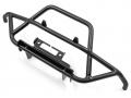 MST 1/10 CFX MST Jimny J3 Metal Front Tube Bumper (with winch mount) by CChand