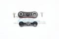Team Losi Baja Rey Aluminium Stabilizing Mount For Steering Assembly - 4Pcs Set Black by GPM Racing