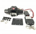 Miscellaneous All Dual-Motor Winch Set for 1/8 Crawler 7.4V by Traction Hobby