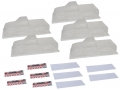 Team C Miscellaneous All TRX4 1/10 Crawler Body (5pcs) For 324mm Chassis