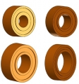 Hobby Plus CR24 CR24 Complete Bushing Set for CR-24 by Hobby Plus