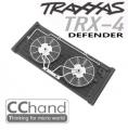 Traxxas TRX-4 TRX4 Defender Radiator Guard by CChand