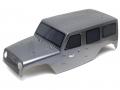 RGT 1/10 Rock Cruise EX86100 1/10 Rubicon PVC Body (Gray) by RGT