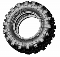 Traction Hobby Founder II Mud Grappler All Terrain Crawler Tire 5.3*2.2 R2.6 (2) Super Soft by Traction Hobby