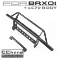 Boom Racing BRX01 Buffalo Front Bumper for LC70 by CChand