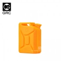 Miscellaneous All Scale Acceessories - 3D Jerry Can 20L Orange by GRC