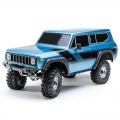 Redcat Gen8 Scout II 1/10 Scale Rock Crawler 4WD 2.4GHz ARTR Blue by Redcat Racing