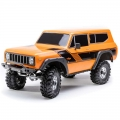 Redcat Gen8 Scout II 1/10 Scale Rock Crawler 4WD 2.4GHz ARTR Orange by Redcat Racing