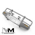 VM Boom Racing BRX01 Front ARB Bumper + IPF light (Silver)